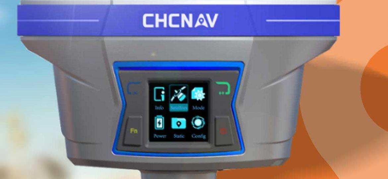 Δέκτες GNSS CHC