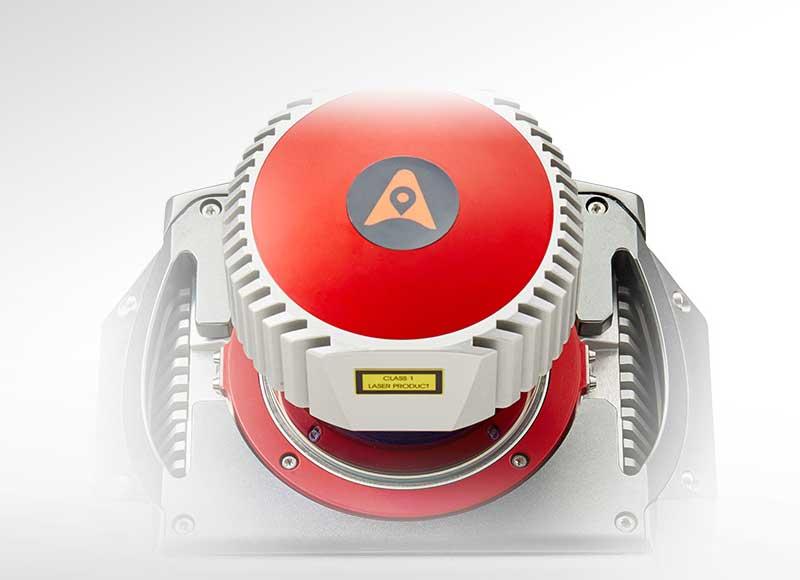Alpha3D Scanning Head
